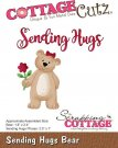 CottageCutz Dies - Sending Hugs, Bear
