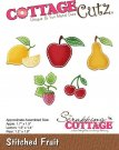 CottageCutz Dies - Stitched Fruit