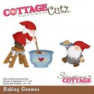 CottageCutz Dies - Baking Gnomes