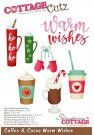 CottageCutz Dies - Coffee & Cocoa Warm Wishes