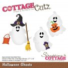 CottageCutz Dies - Halloween Ghosts