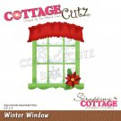 CottageCutz Dies - Winter Window