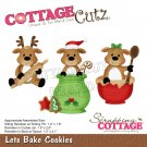 CottageCutz Dies - Let's Bake Cookies