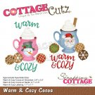 CottageCutz Dies - Warm & Cozy Cocoa