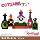 CottageCutz Dies - Spell Books & Potions