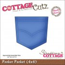 CottageCutz Dies - Peeker Pocket