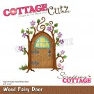 CottageCutz Dies - Wood Fairy Door