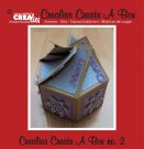 Crealies Create a Box Die Set - Box #2