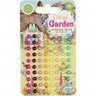 Craft Consortium Adhesive Pearls - Cottage Garden (80 pack)