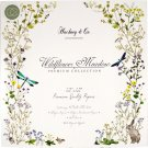 "Craft Consortium 12""x12"" Double-Sided Paper Pad - Wildflower Meadow (40 sheets)"