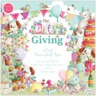 "Craft Consortium 12""x12"" Paper Pad - The Gift of Giving (40 sheets)"