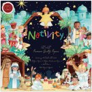 "Craft Consortium 12""x12"" Paper Pad - Nativity (40 sheets)"