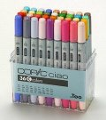 Copic Ciao Set C (36 pens)