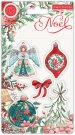 Craft Consortium Clear Stamps - Noel Decorations