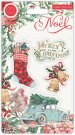 Craft Consortium Clear Stamps - Noel Festivity