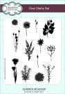 Creative Expressions A5 Clear Stamp Set - Summer Meadow