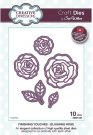 Creative Expressions Dies by Sue Wilson - Finishing Touches Collection Blushing Rose Die (10 dies)