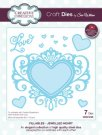 Creative Expressions Dies by Sue Wilson - Fillables Collection Jewelled Heart (7 dies)