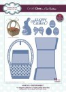 Creative Expressions Dies by Sue Wilson - Kinetics Collection Easter Basket (10 dies)