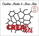 Crealies Masks & More Mini no. 107 Mozaïek