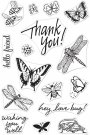 Hero Arts Clear Stamps - From The Vault Bugs
