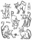 Tim Holz Stampers Anonymous - Crazy Cats