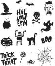Tim Holtz Stampers Anonymous - Spooky Scribbles