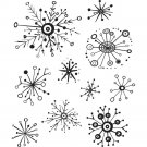 Tim Holtz Stampers Anonymous - Retro Flakes