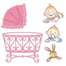 Marianne Design Collectables - Elines Baby