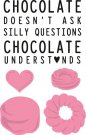 Marianne Design Collectables - Chocolate doesnt ask