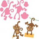 Marianne Design Collectables - Elines Monkey