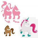 Marianne Design Collectables - Elines Horse & Unicorn