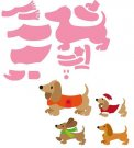 Marianne Design Collectables - Elines Dachshund