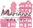 Marianne Design Collectables - Mini Village