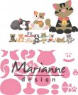 Marianne Design Collectables - Elines Kitten