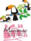 Marianne Design Collectables - Elines Toucan