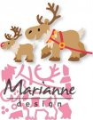Marianne Design Collectables - Eline`s Reindeer