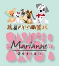 Marianne Design Collectables - Eline`s Puppy