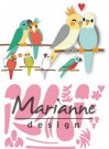 Marianne Design Collectables - Elines Birds