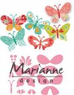 Marianne Design Collectables - Elines Butterflies