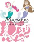 Marianne Design Collectables - Mermaids