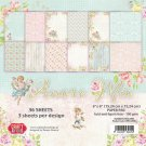 "Craft & You 6""x6"" Paper Pad - Amore Mio (36 sheets)"