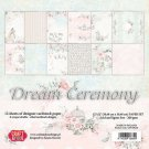 "Craft&You 12""x12"" Dream Ceremony BIG Paper Set (12 sheets)"