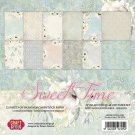 "Craft & You 12""x12"" Paper Pad - Sweet Time (12 sheets)"