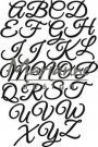 Marianne Design Craftables - Classic Alphabet Uppercase