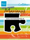 Marianne Design Craftables - Puzzle Piece