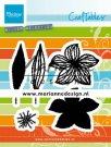Marianne Design Craftables - Open Flowers