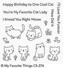 My Favorite Things - Love You Furever Clear Stamps