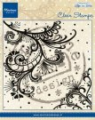 Marianne Design Clear Stamps - Anjas Swirl