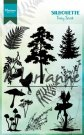 Marianne Design Clear Stamps - Silhouette Fairy Forest